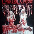 Cannibal Corpse - Butchered at Birth (BACKPATCH)