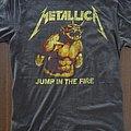 Metallica - Jump in the Fire TShirt or Longsleeve