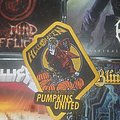 Hellowee - Patch - Helloween- Pumkins United Patch
