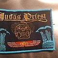 Judas Priest woven patch
