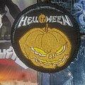 Helloween - Pumkin Embroidered Patch