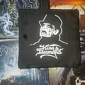 King Diamond - Patch - King Diamond printed patch