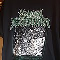 "Oxygen Destroyer ""Beastial Manifestations Of Malevolence And Death"" shirt"