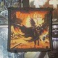 Hammerfall - No Sacrifice, No Glory patch