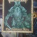 Visigoth - Patch - Visigoth - The Revenant King patch