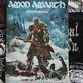 "Amon Amarth ""Jomsviking"" signed lyric booklet"