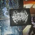 Woods Of Desolation patch