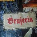 Brujeria logo patch