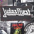 Judas Priest logo printed patch