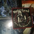 "Motorhead ""Iron Fist & The Hordes From Hell"" patch"