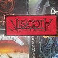 Visigoth - Embroided logo patch
