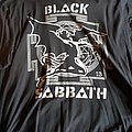 "Black Sabbath-""Icarus"" shirt"