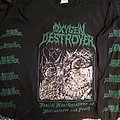 """Oxygen Destroyer """"Beastial Manifestations Of Malevolence And Death"""" LS"""