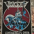 "Visigoth-""The Conquerors Oath"" patch"