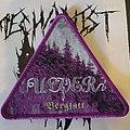 """Ulver """"Bergtatt"""" woven patch"""