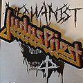 Judas Priest logo patch