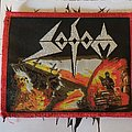 "Sodom ""Agent Orange"" patch"
