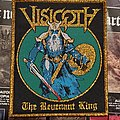"Visigoth- ""The Revenant King"" patch"