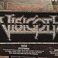Visigoth logo patch