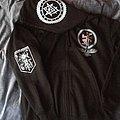 Tetragrammacide zip hoodie