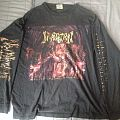 Incantation Decimate Christendom longsleeve shirt tour 2004
