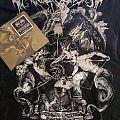Nightbringer - TShirt or Longsleeve - Nightbringer Terra Damnata CD and Tshirt
