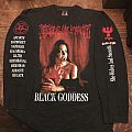 Black Goddess 96 LS TShirt or Longsleeve