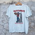 Iron maiden The Beast in New York 1982 TShirt or Longsleeve