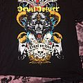 DevilDriver US Tour shirt 2017