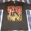 Cannibal Corpse - TShirt or Longsleeve - Cannibal Corpse - Asia Tour 2012