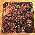 Pseudogod Flag Kramer Artwork Limited to 30 Copies  Other Collectable