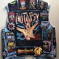 Autopsy - Battle Jacket - Death Metal vest