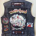 Iron Fist Battle Jacket