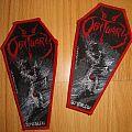 Obituary - Patch - Obituary tour patches