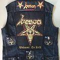 Venomaniac  Battle Jacket