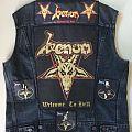 Venomaniac  Battle Jacket