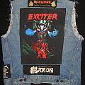 Exciter - Battle Jacket - Long Live The Loud