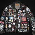 """Motörhead - Battle Jacket - MOTOR """"SAVAGE"""" HEAD no.2"""