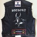 Bathory vest Battle Jacket