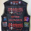 Possessed vest Battle Jacket