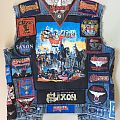 Saxon vest Battle Jacket