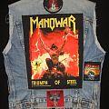 Manowar - Battle Jacket - Triumph of Steel