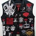 ARCHGOAT - Battle Jacket - ARCHGOAT tribute vest