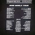 Tour shirt: Terminal Redux