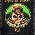 Iron Maiden Fear of the Dark Back Patch Official