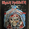 Iron Maiden Aces High BP Patch