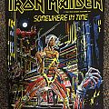 Somewhere in Time BP Iron Maiden Holdings Patch