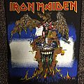 Iron Maiden The Evil That Men Do BP Patch