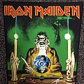 Iron Maiden Seventh Son of a Seventh Son BP  Patch