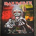 Iron Maiden Real Dean One Back Patch Official